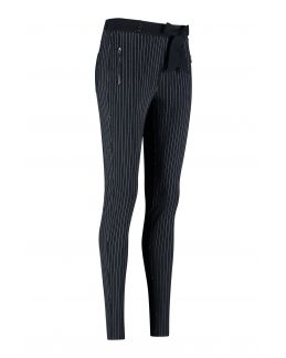 Studio Anneloes Margot pinstripe trousers