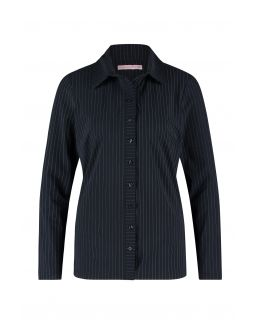 Studio Anneloes Poppy pinstripe shirt