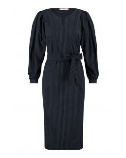 Studio Anneloes Flexy pinstripe dress