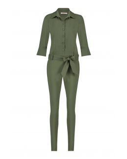 Studio Anneloes Angelique jumpsuit 3/4 with cuff
