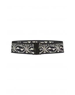 Studio Anneloes SA elastic bazaar belt