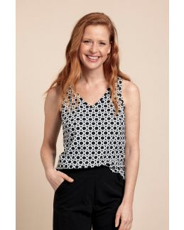 Studio Anneloes Ready v neck ring top