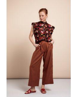Studio Anneloes Carlijn linen trousers
