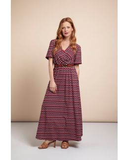 Studio Anneloes Rosa multi dress