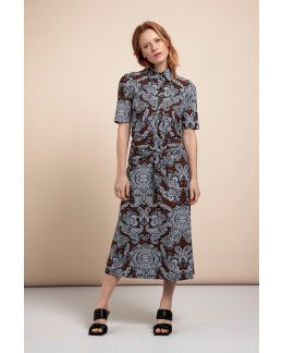 Studio Anneloes Pippa paisly blouse