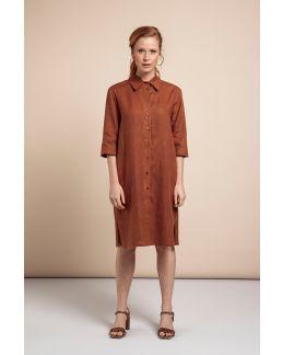 Studio Anneloes Groopy linen tunic