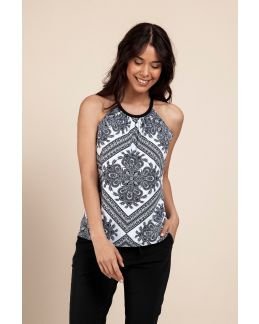 Studio Anneloes Carly paisley top