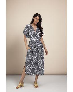 Studio Anneloes Livy paisley dress