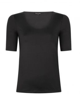 Tramontana Basic V-Neck top H/S