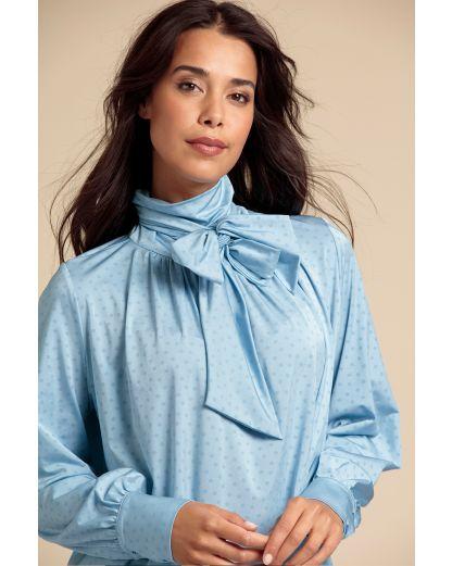 Studio Anneloes Caroline dot blouse