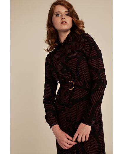 Studio Anneloes Imany circle dress